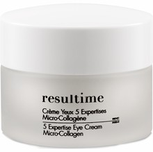 5 expertise eye cream jar