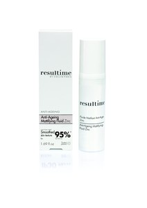 anti ageing mattifying fluid