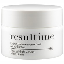 firming night cream jar