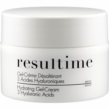 hydrating gel cream jar